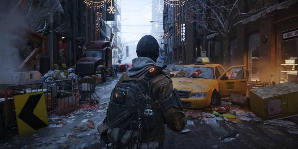 El DLC para The Division tendrá exclusividad temporal en Xbox One