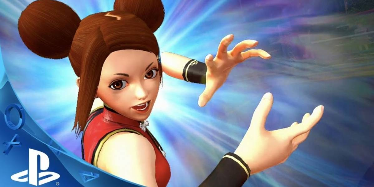 The King of Fighters XIV presenta a Kukri y Mui Mui