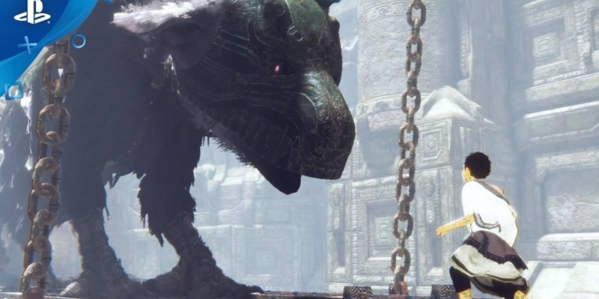 The Last Guardian tiene nuevo tráiler con jugabilidad