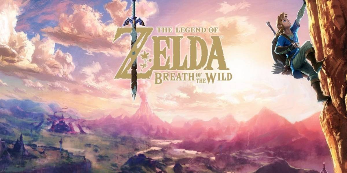 Zelda: Breath of the Wild recibe actualización que mejora el frame rate