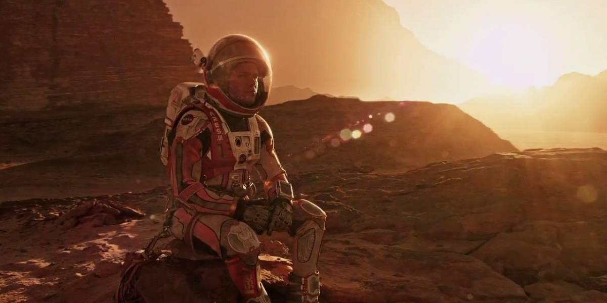 NASA quiere usar el suelo de Marte para crear combustible de cohetes