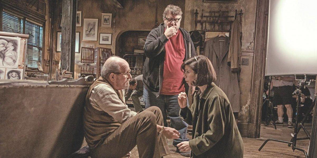 """Guillermo del Toro: Los fracasos lo llevaron a crear """"The Shape of Water"""""""
