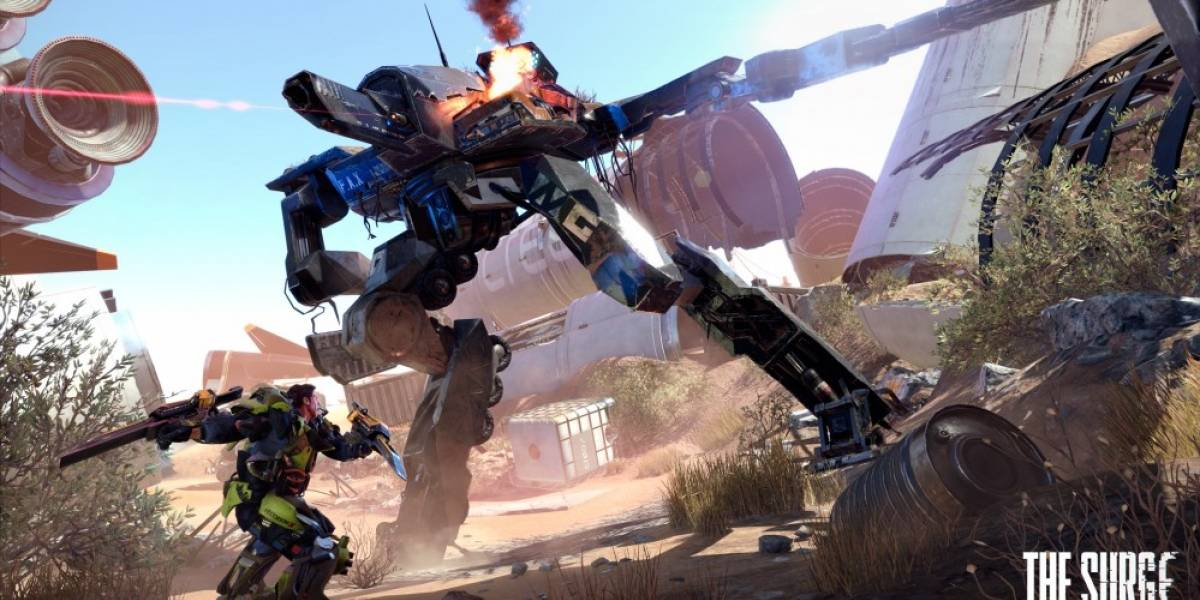 The Surge: Un RPG cortesía de los creadores de Lords of the Fallen