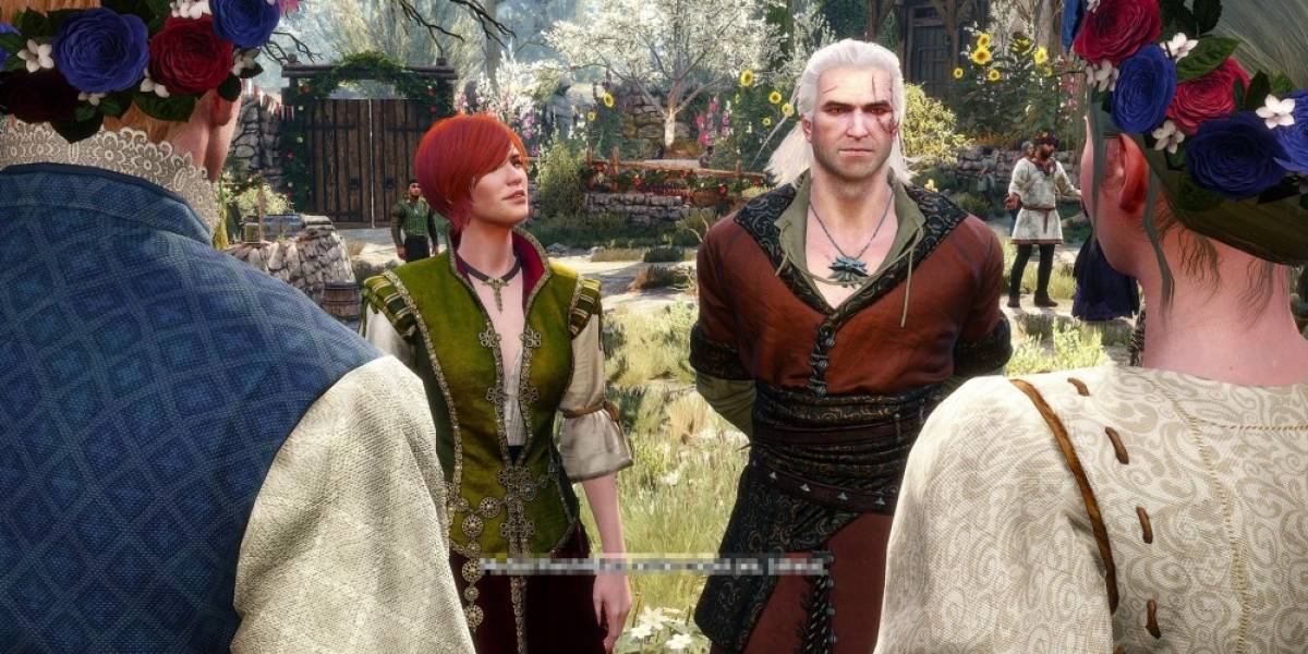 The Witcher 3 se actualiza a su versión 1.12