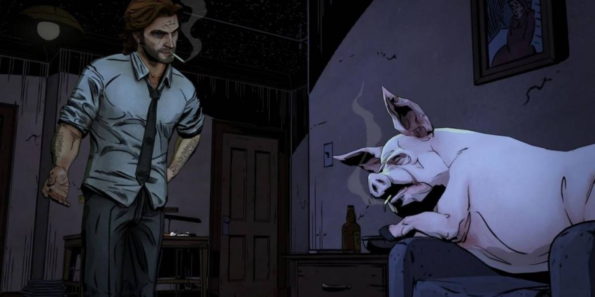 Deals with Gold: Descuentos en The Wolf Among Us, Abzu y un poco más