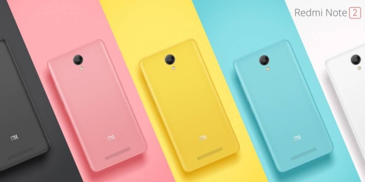 Sorteamos un Smartwatch y un Smartphone Xiaomi Redmi Note 2