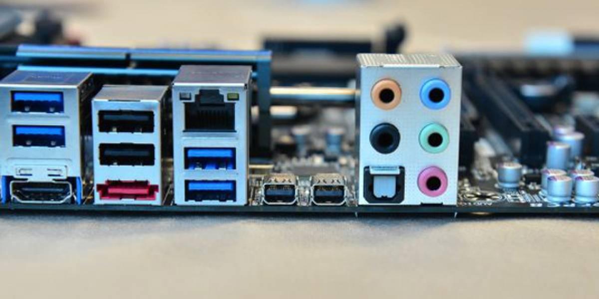 Gigabyte estrena placas madre con dos puertos Thunderbolt