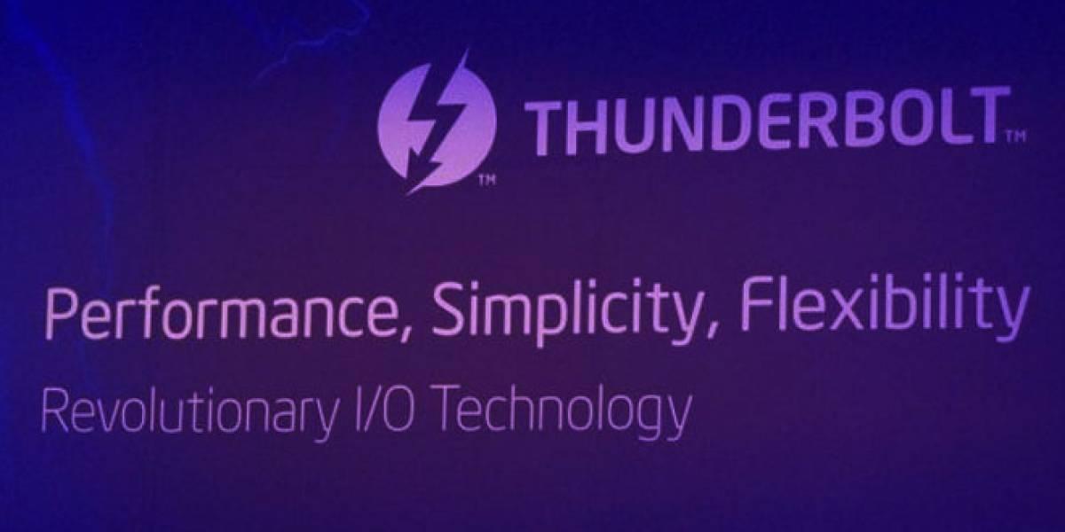 CTX2012: El costo de Thunderbolt no convence a los fabricantes
