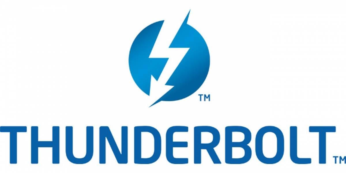 Thunderbolt en la plataforma popular desde Abril
