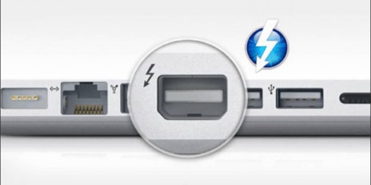 Intel Thunderbolt apenas está presente en el 10% de las PC de escritorio y portátiles