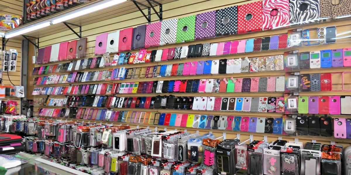 Estas serían las carcasas oficiales de Apple para el iPhone 8