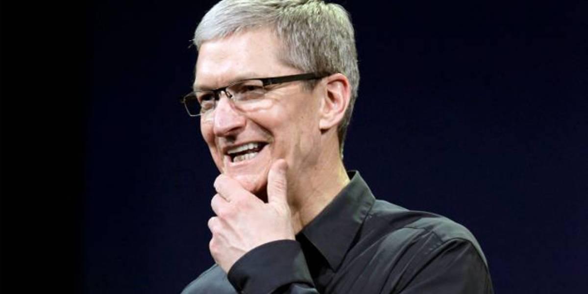 """CEO de Apple y las pantallas OLED: """"Horribles"""""""