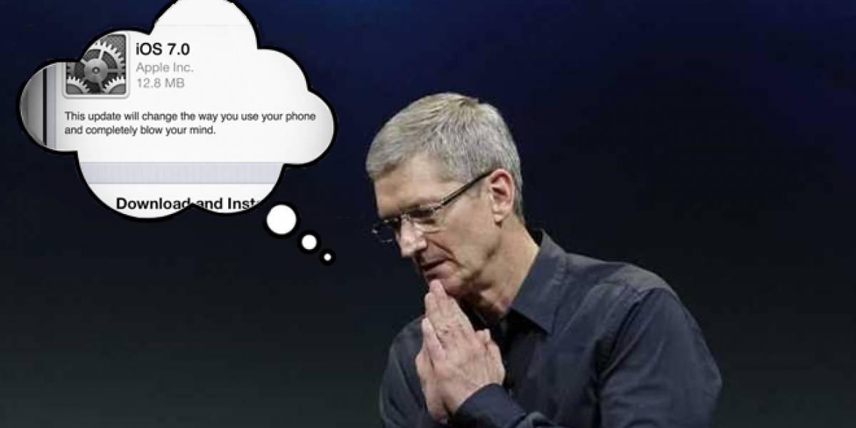 Escucha, Apple: Estas son las mejoras que esperamos ver en iOS 7