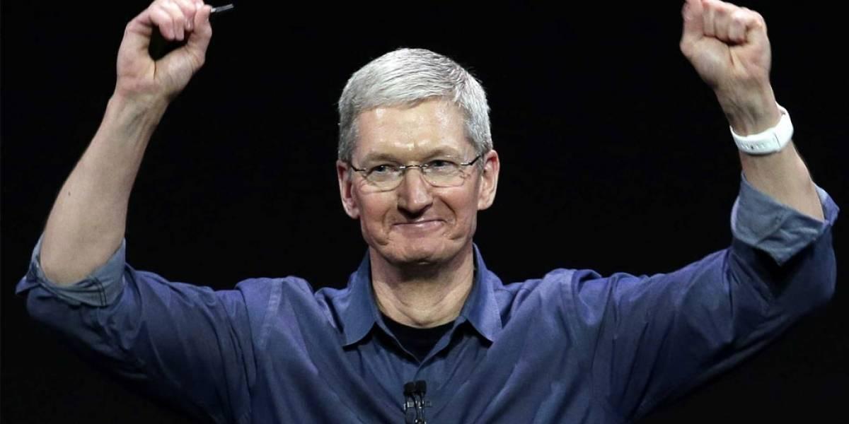 Apple rompió récord de tráfico en la App Store