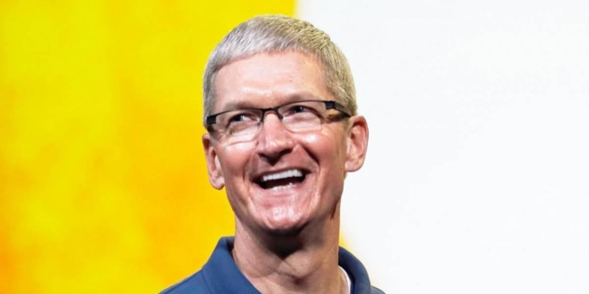 Tim Cook afirma que 30% de los usuarios de iPhone provienen de Android