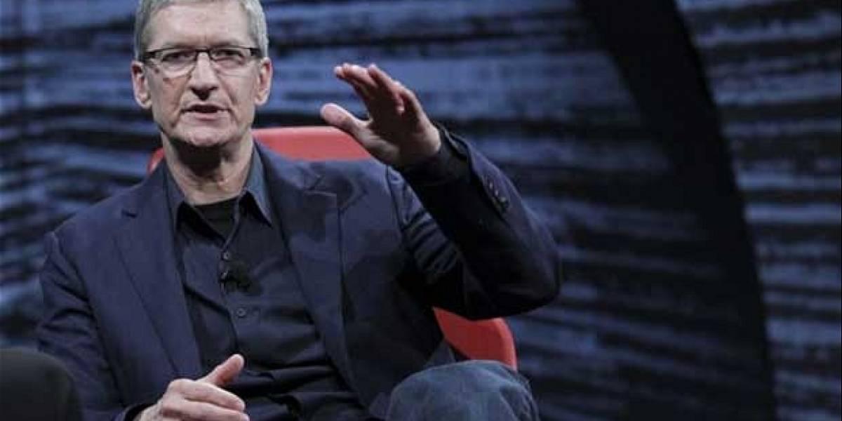"""Tim Cook: """"No necesitamos convertirnos en un operador móvil"""""""