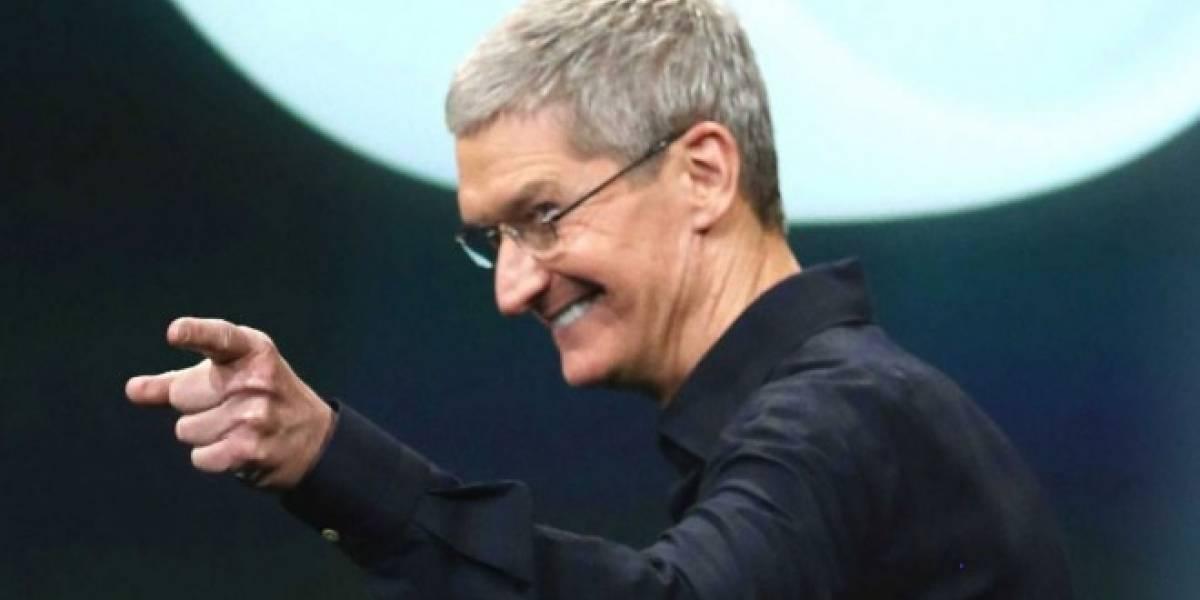Apple también tiene la patente de un smartphone plegable
