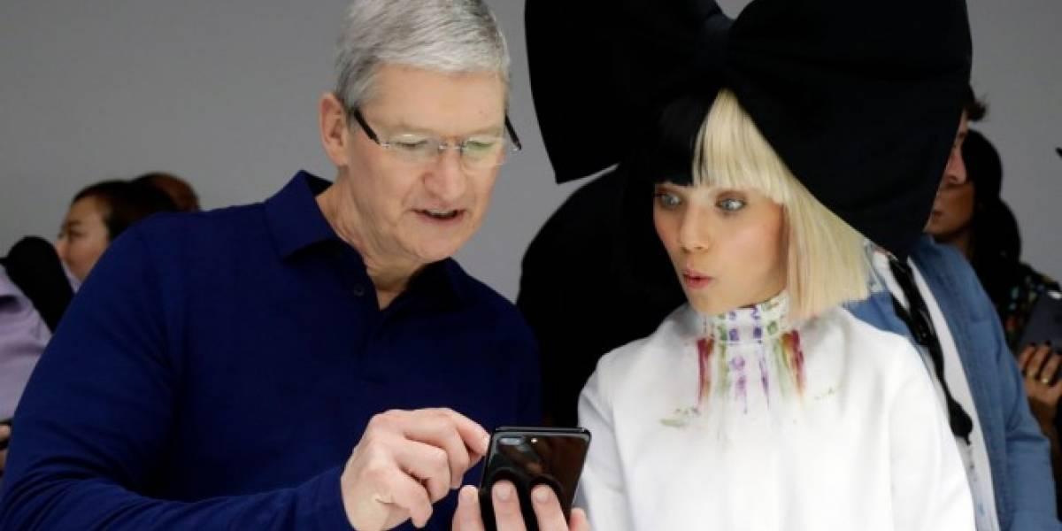 Apple quiere integrar funciones de realidad aumentada al iPhone 8