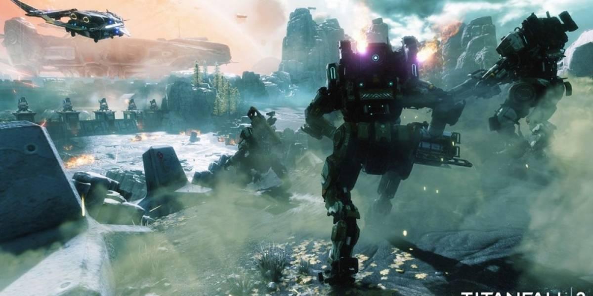 Presentan 27 minutos del multijugador de Titanfall 2