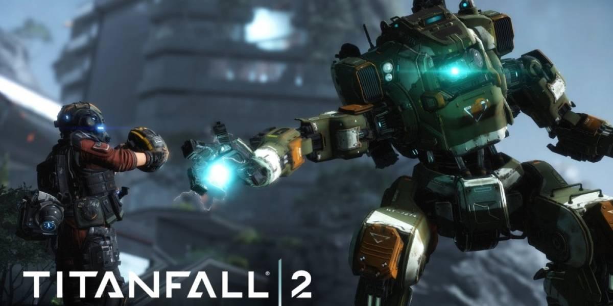 Arranca la prueba gratuita de Titanfall 2