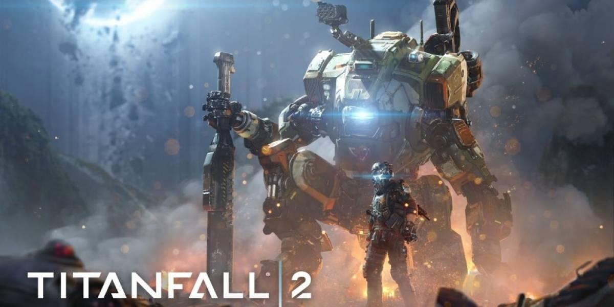 Respawn revela el DLC que recibirá Titanfall 2 entre abril y junio