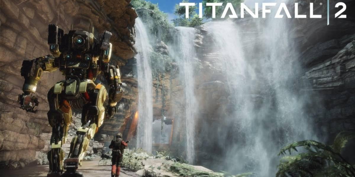 Primer vistazo a la campaña de Titanfall 2