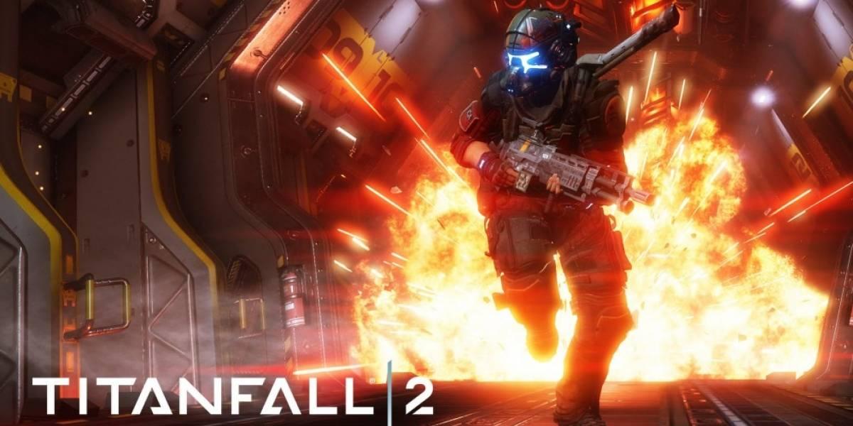 Titanfall 2 tiene nuevo tráiler que nos muestra más de su campaña