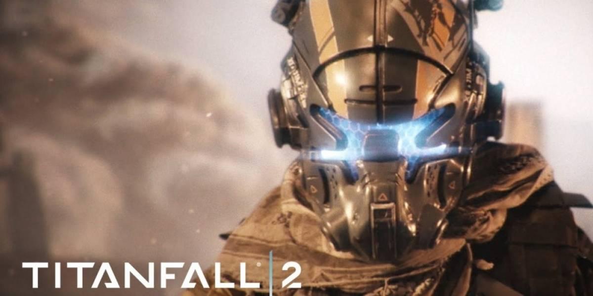 Titanfall 2 estrena tráiler cinemático centrado en su campaña