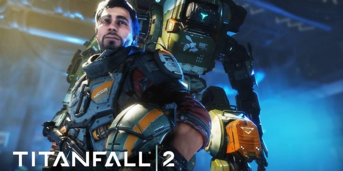 Titanfall 2 ya tiene fecha de salida e incluirá campaña individual #E32016