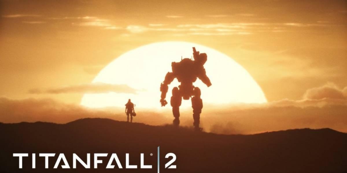 Vean el gran tráiler de lanzamiento de Titanfall 2