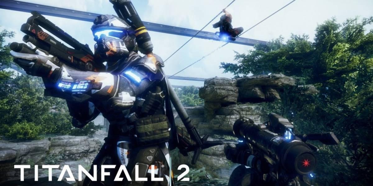 Titanfall 2 tiene nuevo tráiler con su nuevo modo y mapas en acción