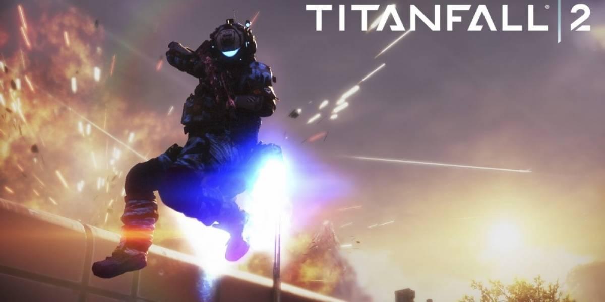 Lanzan nuevo tráiler de Titanfall 2 centrado en los pilotos