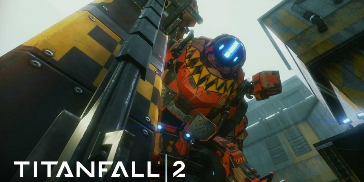 Mira los nuevos titanes de Titanfall 2