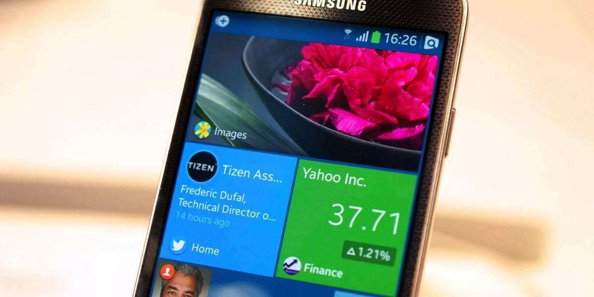"Samsung anuncia que lanzarán smartphones con Tizen ""a mediados de este año"""