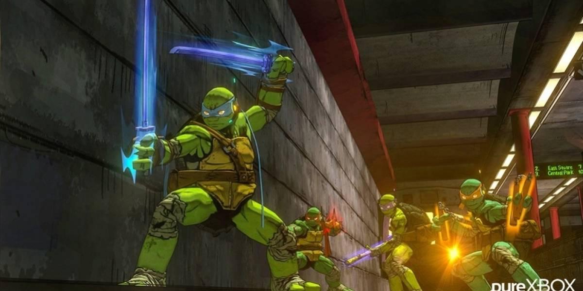 El nuevo juego de las Tortugas Ninja ya tiene fecha de lanzamiento