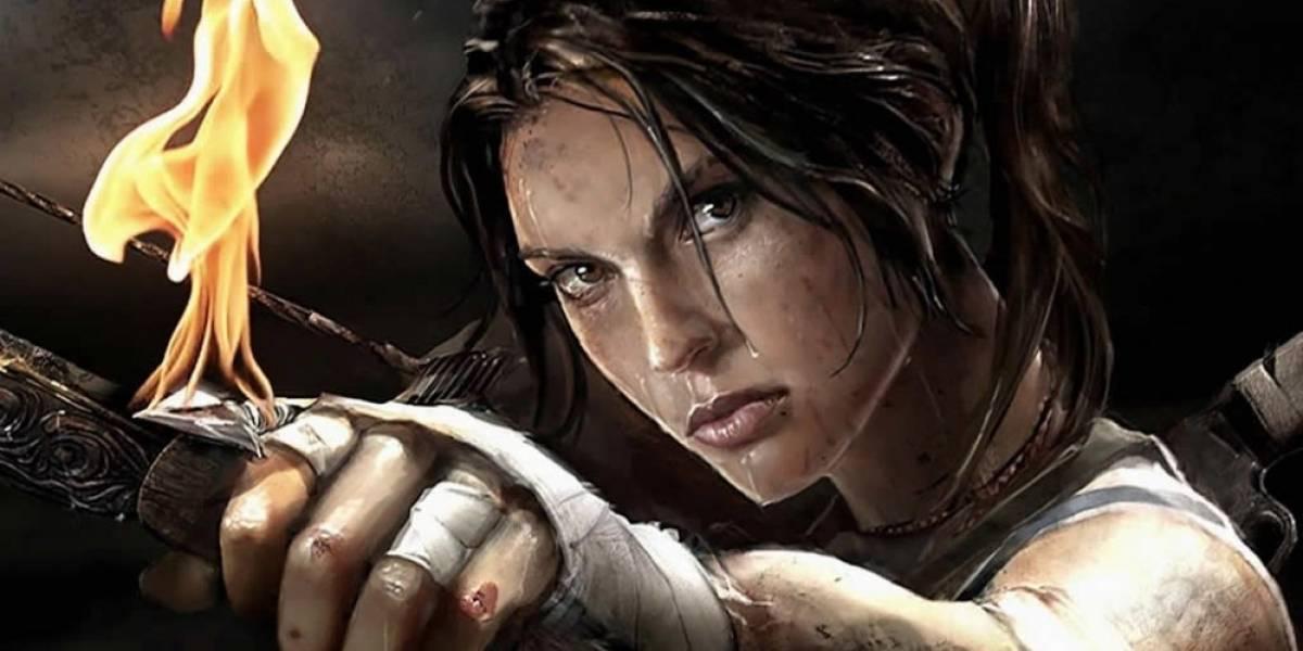 Revelan inédito cortometraje promocional noventero de Tomb Raider