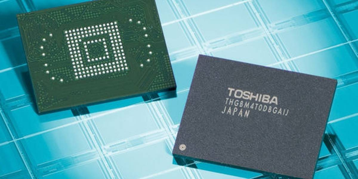 SandForce muestra Flash de 24nm de Toshiba, posiblemente más baratos