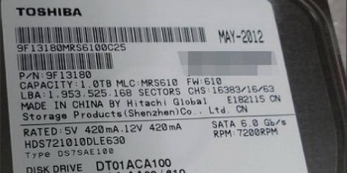 """TOSHIBA incursiona en el mercado de discos duros de 3.5"""""""