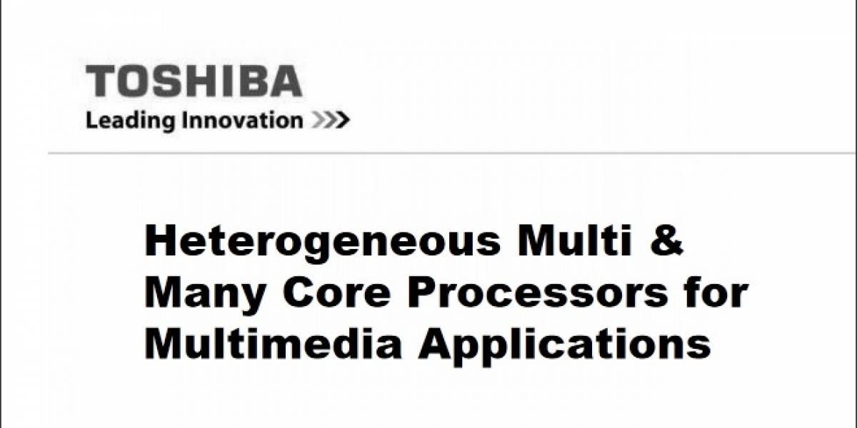 Toshiba anuncia su SoC Many-Core con 64 núcleos para el segmento industrial