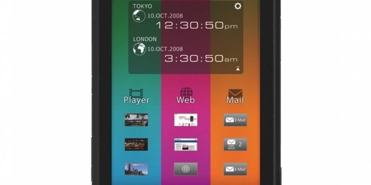 Toshiba TG01: El primer móvil con Snapdragon