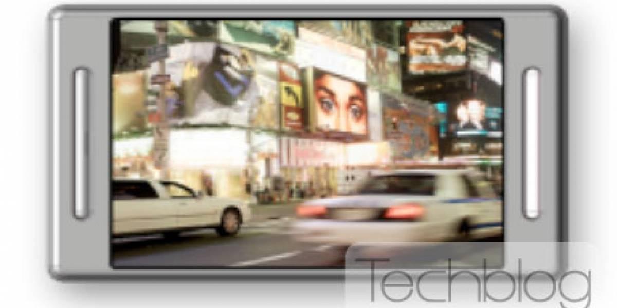 Futurología: Se filtran imágenes del Toshiba TG02 y TG03
