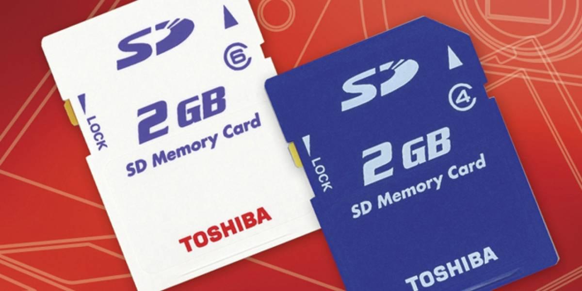 Toshiba recortará en un 30% su producción de memorias flash NAND
