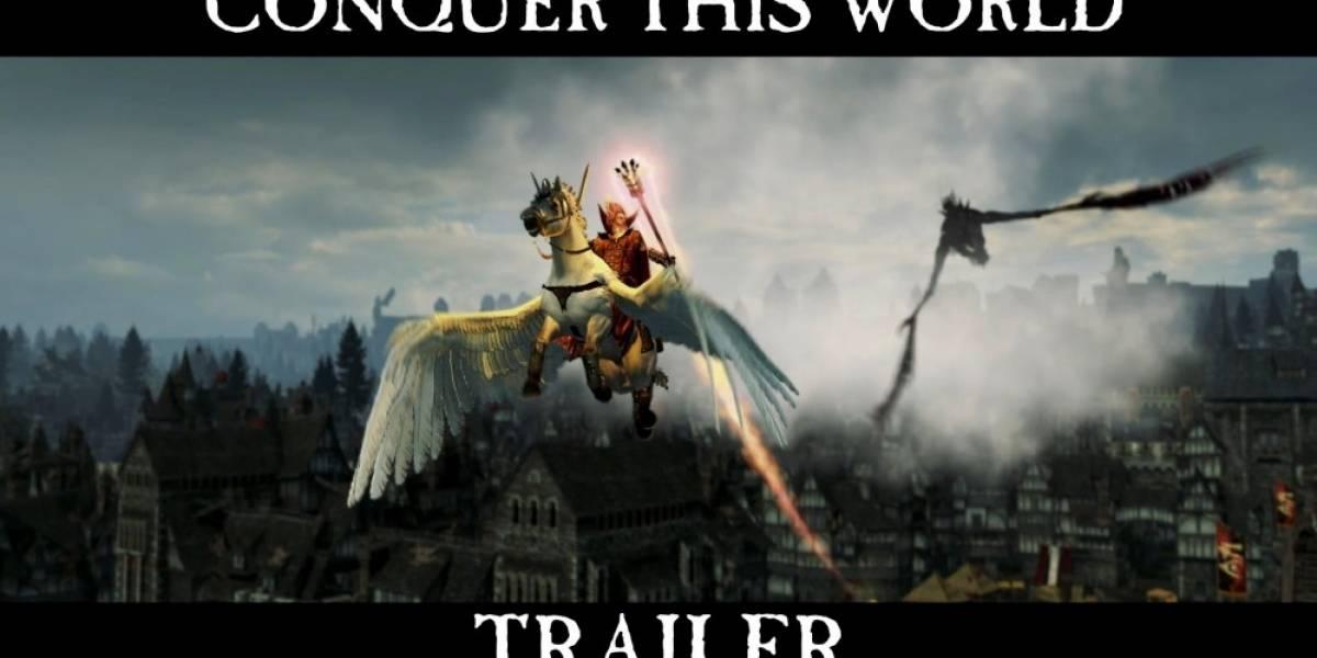 Total War: Warhammer recibe épico tráiler a un día de su lanzamiento