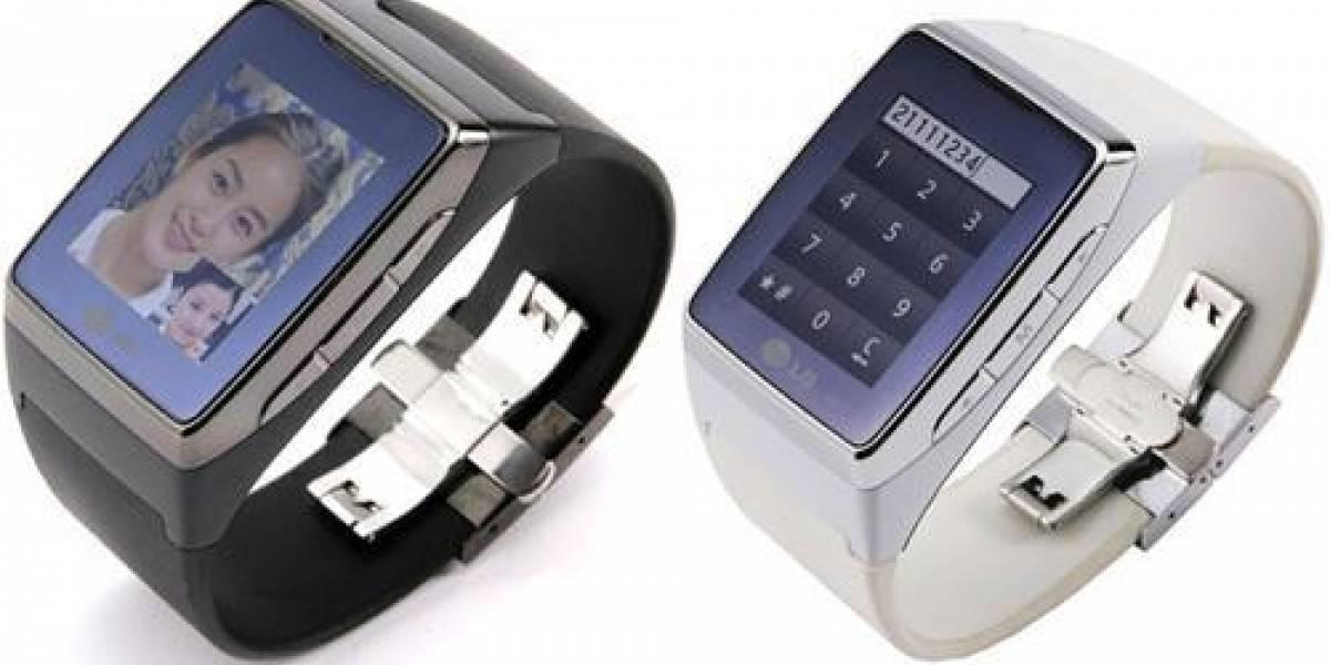 El teléfono-reloj de LG se lanzará en Reino Unido para Agosto