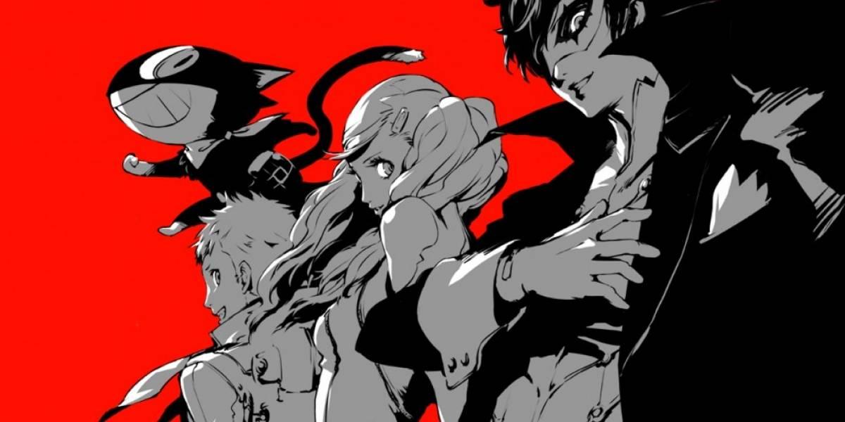 Persona 5 es retrasado hasta abril del próximo año