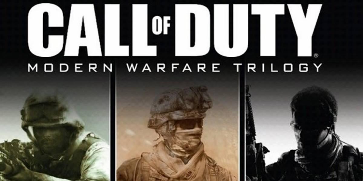 Compilado con la trilogía de Call of Duty: Modern Warfare llegará a PS3 y Xbox 360