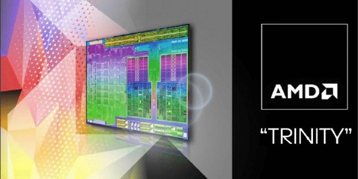 AMD revela las especificaciones de sus APU Trinity para escritorio