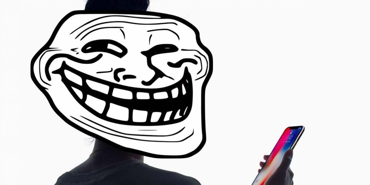 Tres formas de hackear Face ID en el iPhone X