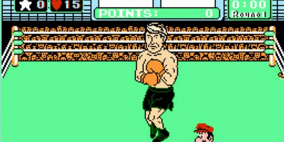 Trumptendo: Juegos clásicos de NES con Donald Trump como villano
