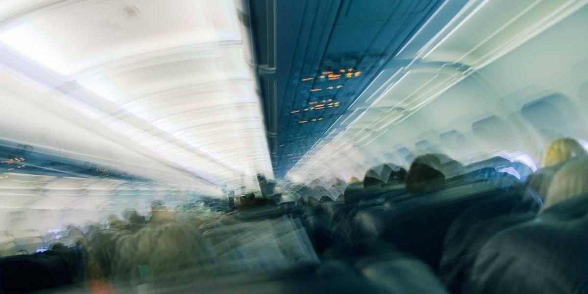 Esta aplicación puede predecir turbulencias en los aviones